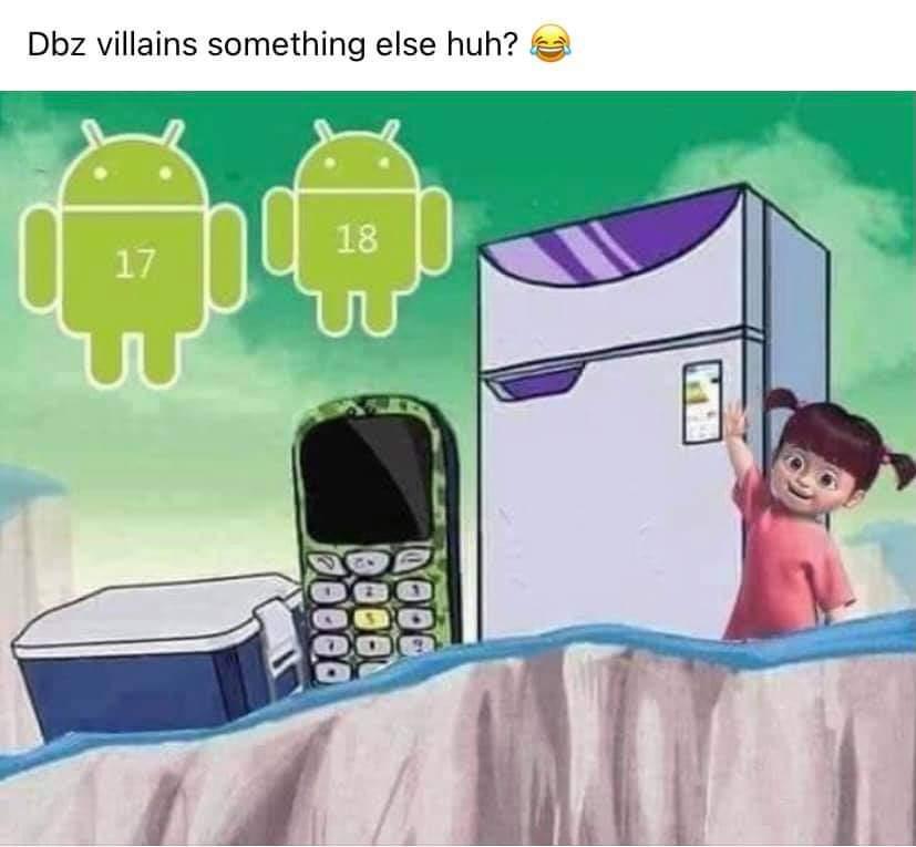 Memes Dragon ball Z villains