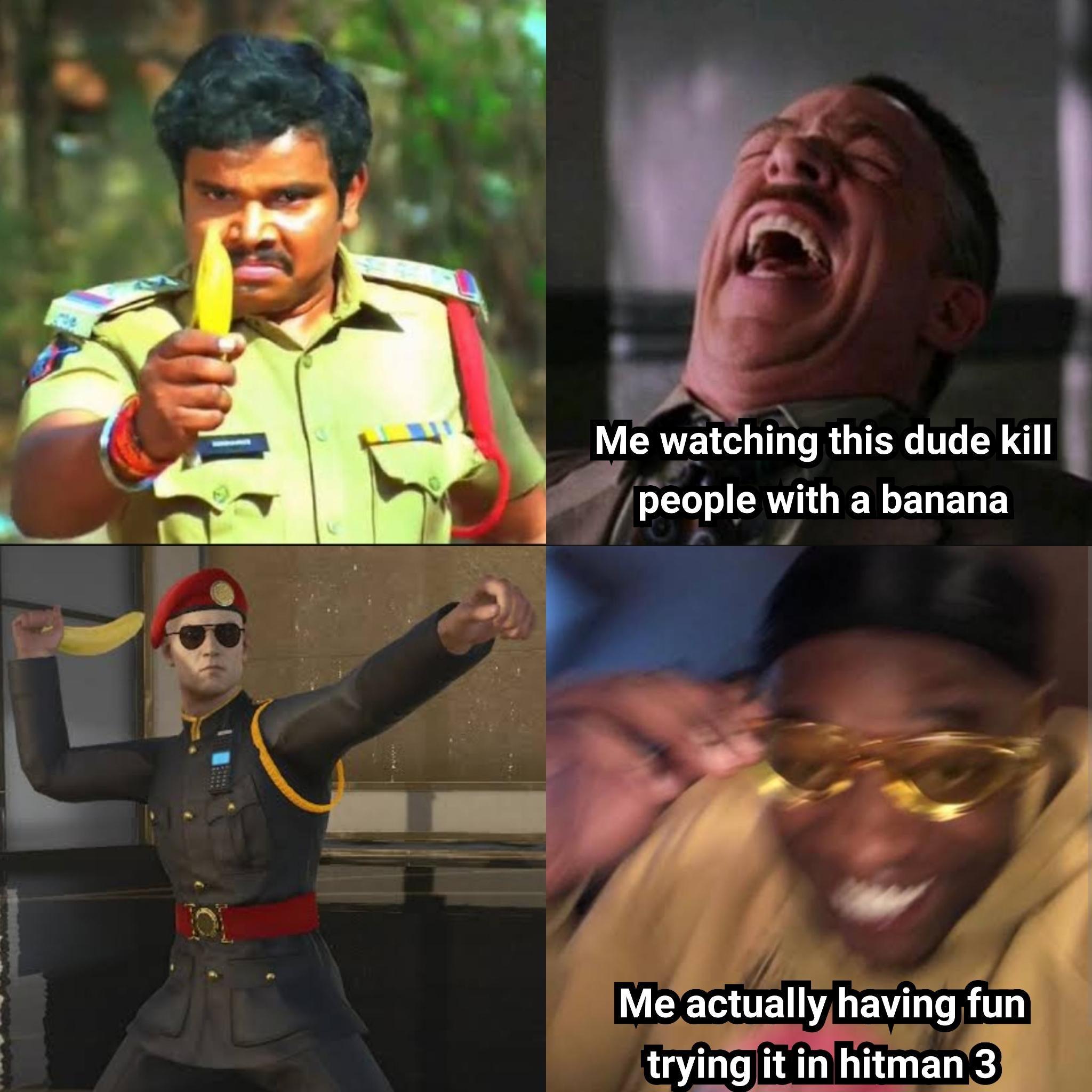 Memes Bananas and video games