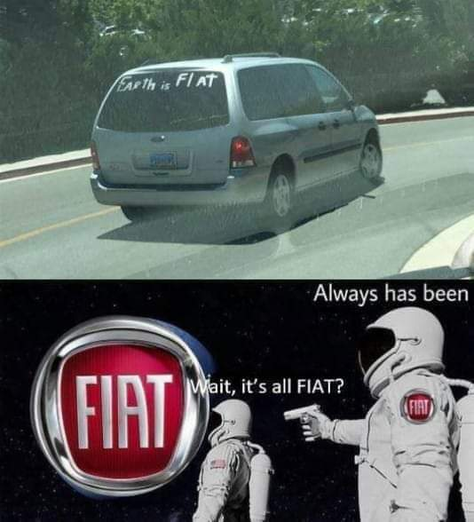 Memes The world is fiat