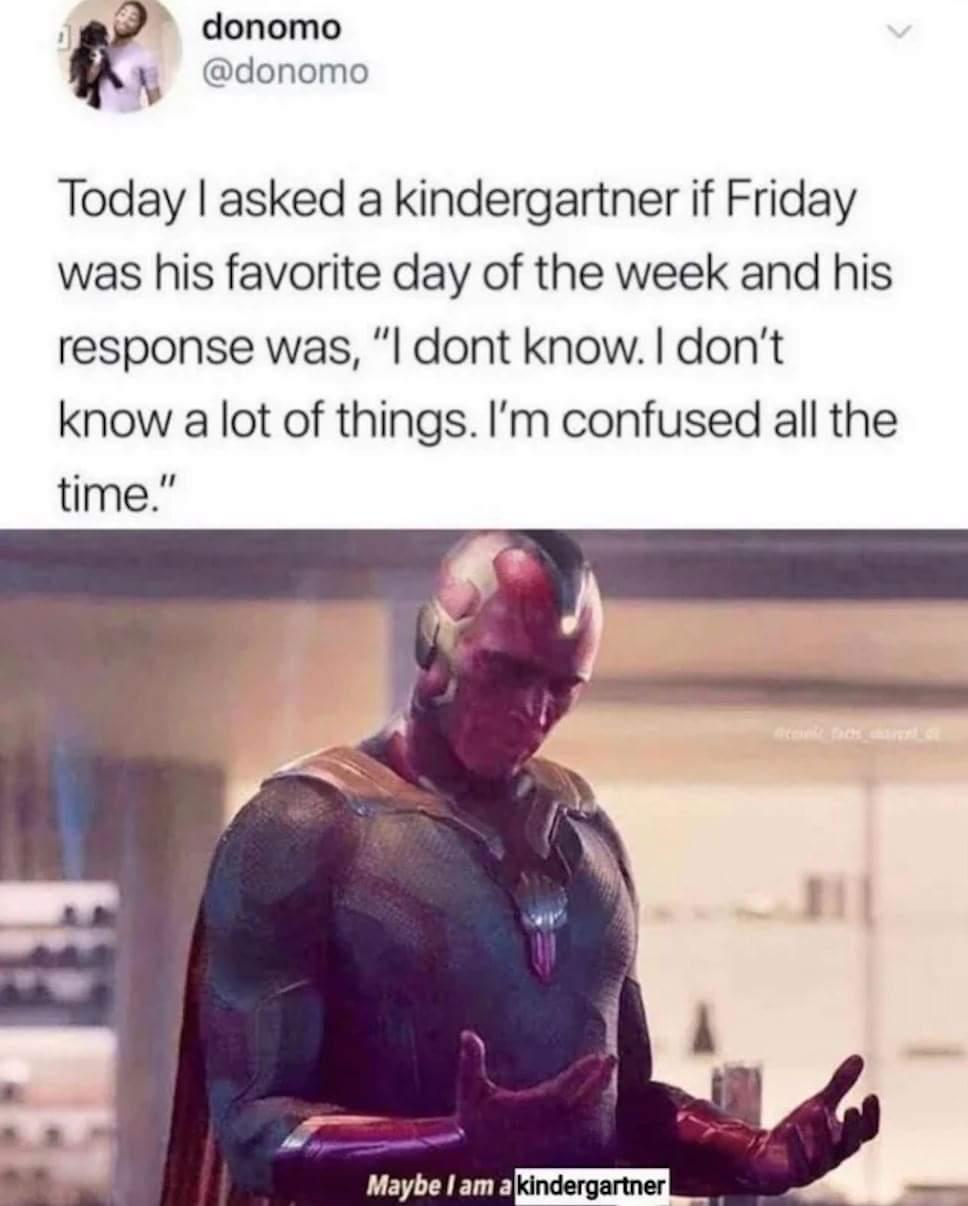 Memes Kinder gardener