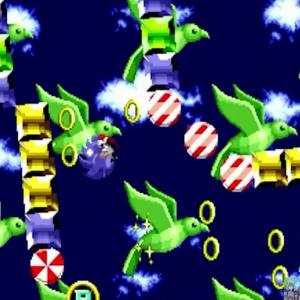 Special Zone sonic the Hedgehog 1 Sega genesis Sega mega drive
