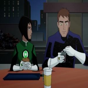 Justice League vs. the Fatal Five Jessica Cruz and Thom Kallor Star Boy
