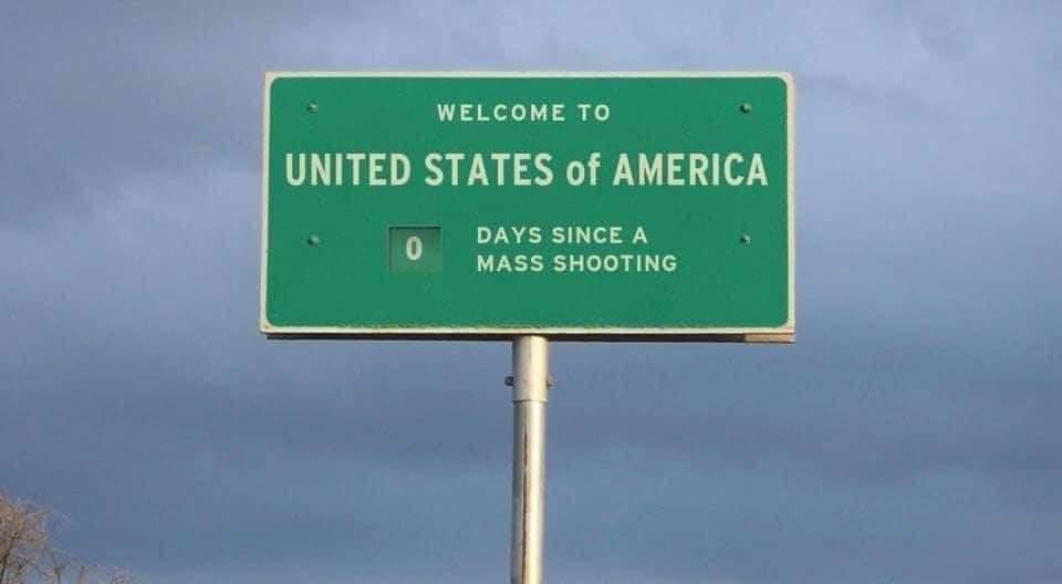 Memes Gun violence in America