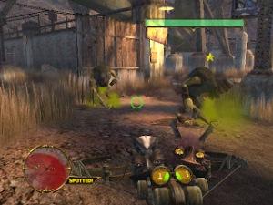 Crossbow weapon Oddworld: Stranger's Wrath Microsoft Xbox ea games