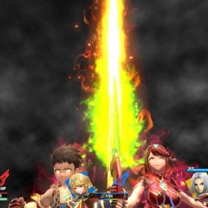 Super Smash Bros ultimate pyra Rex final Smash Nintendo Switch