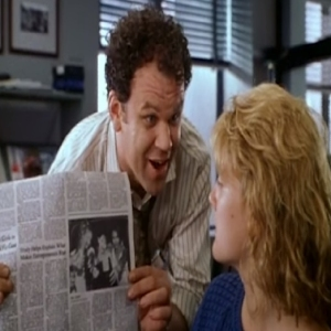 Never been kissed John C Reilly gus Strauss