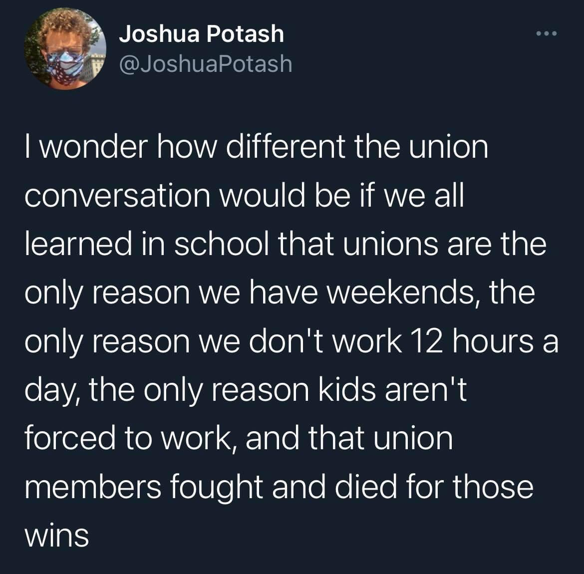 Memes Why labor unions are important