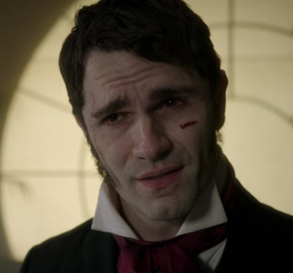 Mr Hyde first appearance once upon a time ABC Sam witwer