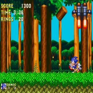 Sonic and tails vs Hei Hou sonic & Knuckles  Sega Genesis Sega Mega drive