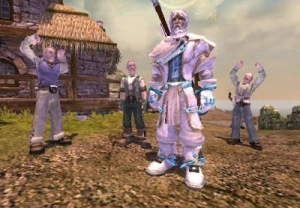 White mage fable Microsoft Xbox