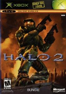 Halo 2 boxart bungie Microsoft Xbox
