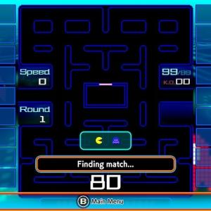 Pac-Man 99 Nintendo Switch Bandai Namco