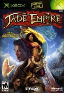Jade Empire boxart Microsoft Xbox bioware
