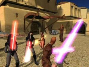 Mace windu vs Sith Star Wars: Knights of the Old Republic Microsoft Xbox bioware