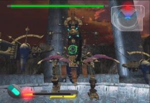 Boss battle panzer dragoon orta sega Microsoft Xbox