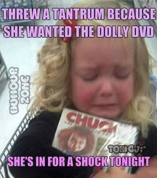 Memes chucky horror movie