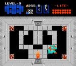Link holding triforce of wisdom zelda 1 nes Nintendo Ganon final boss battle