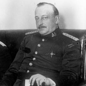 Spanish dictator miguel riveria