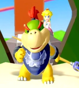 Bowser jr. First appearance Super Mario Sunshine Nintendo GameCube