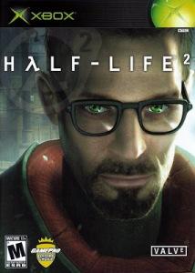 Half life 2 Xbox boxart Gordon freeman Valve