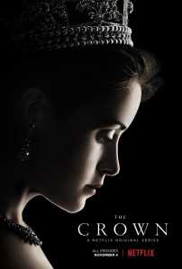 The crown season 1 poster Netflix Claire Foy
