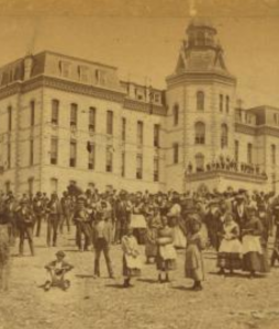 Howard university Washington DC 19th century