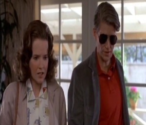 George McFly Lorraine better 1985 future