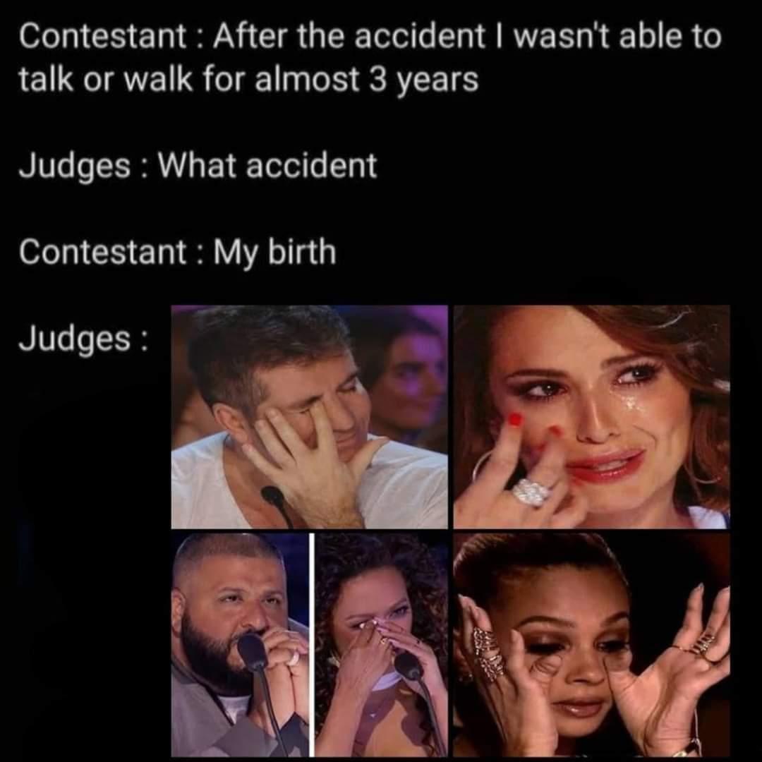 Memes America's got talent