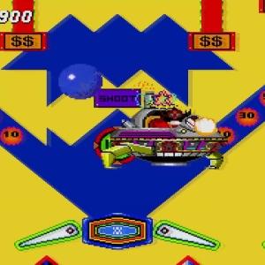 Catcher Eggman defeated Sonic the Hedgehog 2 Sega genesis Sega mega drive