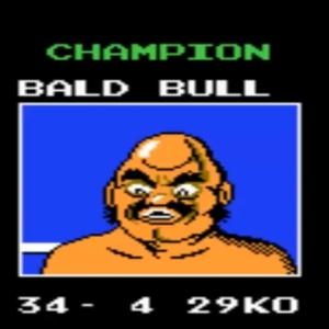 Bald bull Mike Tyson's Punch-Out Nintendo Entertainment System Nintendo