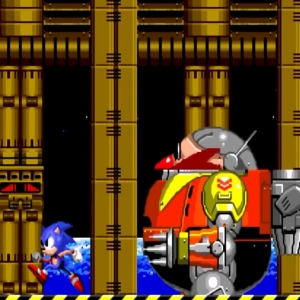 Death Egg Sonic the Hedgehog 2 Sega genesis Sega mega drive