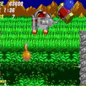 Hammer Eggman Sonic the Hedgehog 2 Sega genesis Sega mega drive