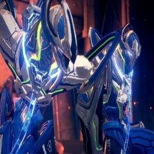 Astral Chain magical helpers Nintendo Switch