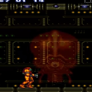 Phantoon fades away super Metroid snes super Nintendo