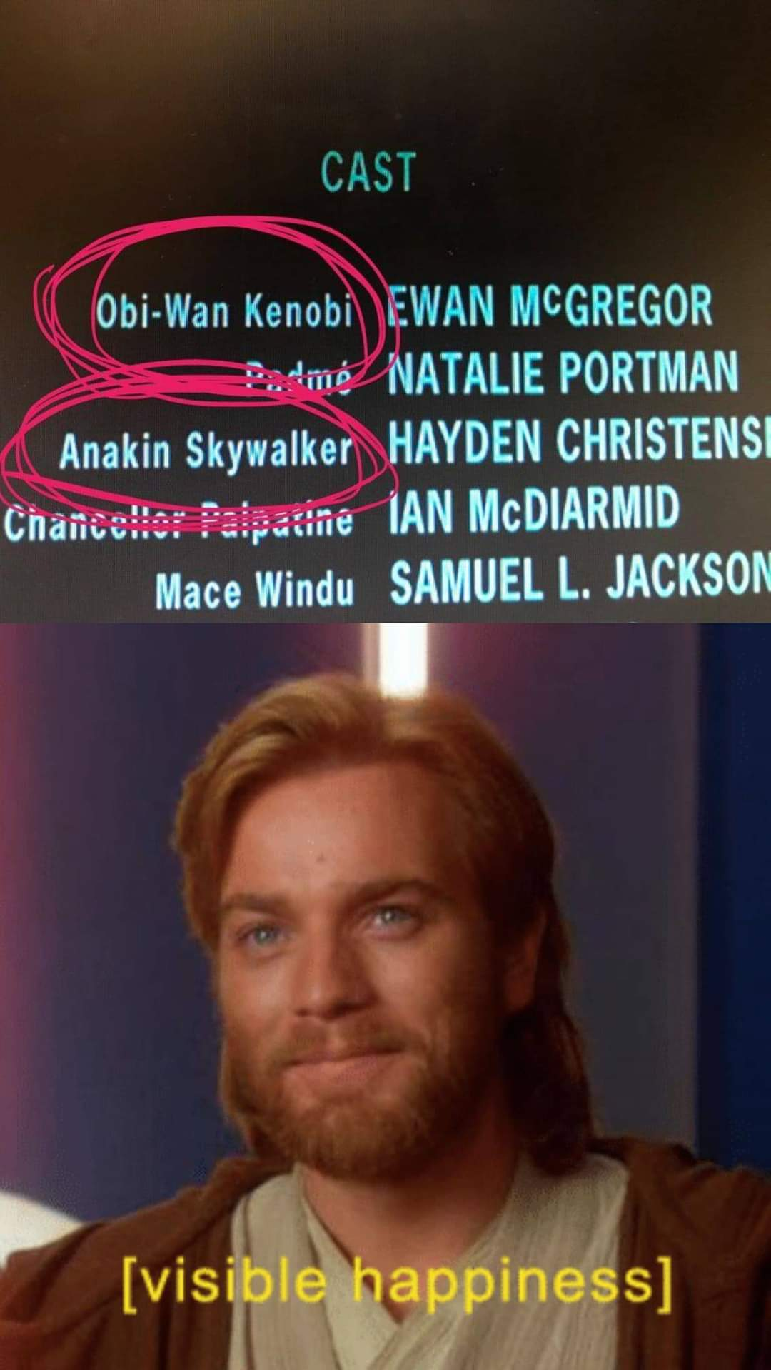 Memes Star Wars Obi-Wan Kenobi the Highground