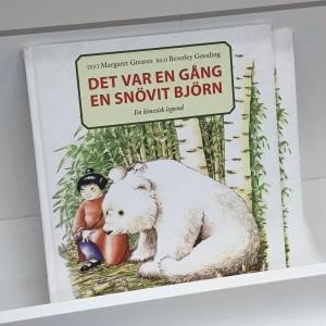 Det var en gang en snovit Bjorn book IKEA