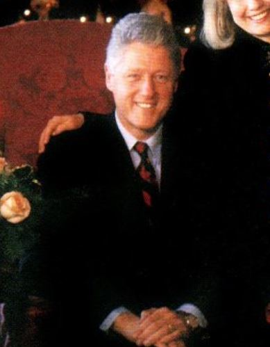 President Bill Clinton 1990s