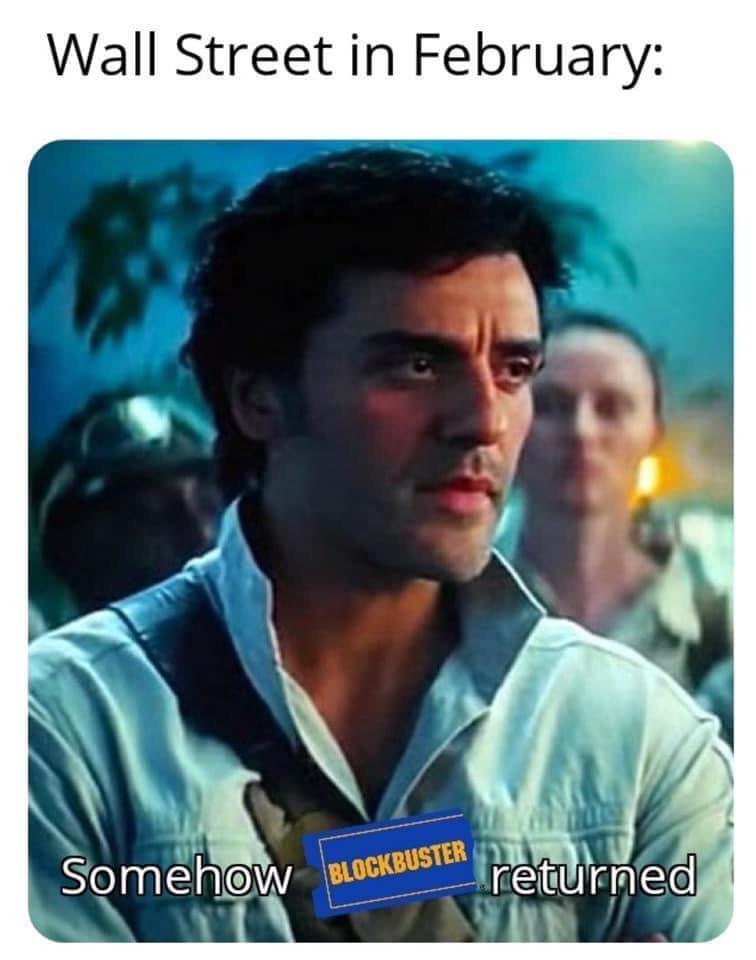 Memes The return of blockbuster