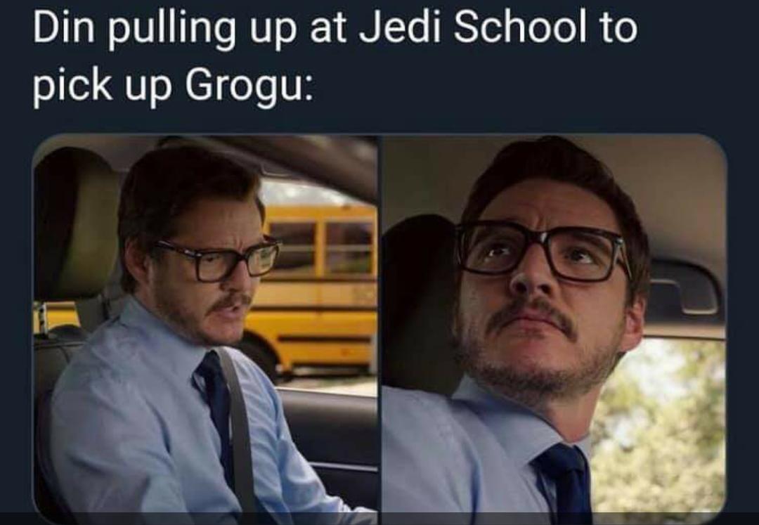 Memes Jedi score baby Yoda