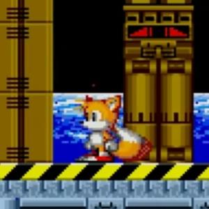 Tails Sonic the Hedgehog 2 Sega genesis Sega mega drive