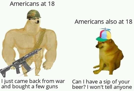 America memes