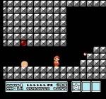 World 1 mini boss castle super Mario Bros 3 nes Nintendo