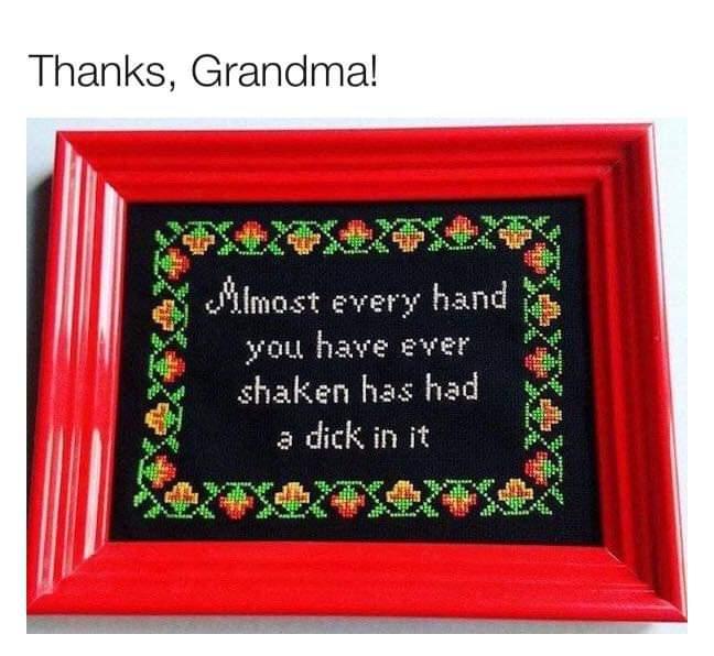Memes WTF grandma