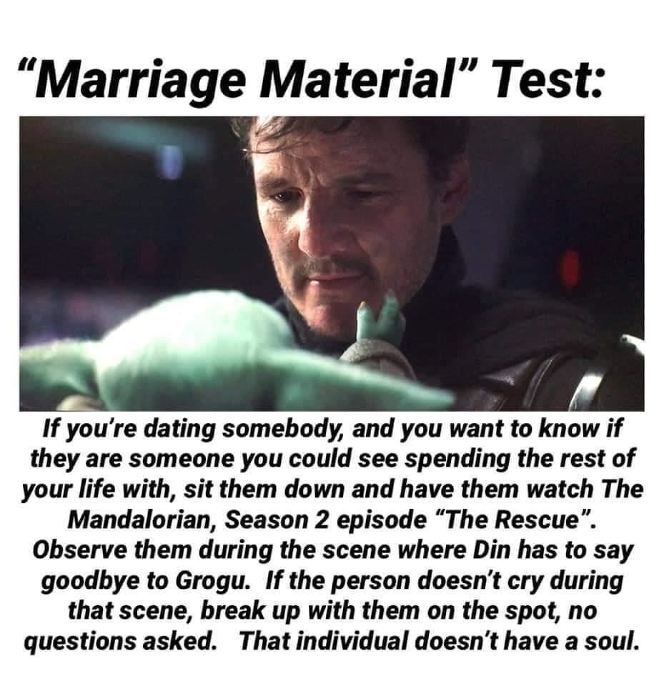 Memes The Mandalorian season two finale