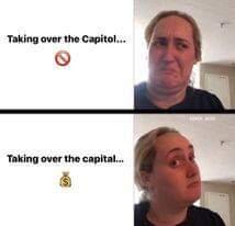 Memes Liberals versus conservatives