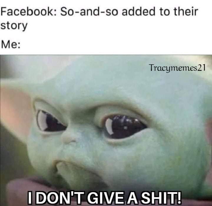 Memes Facebook stories