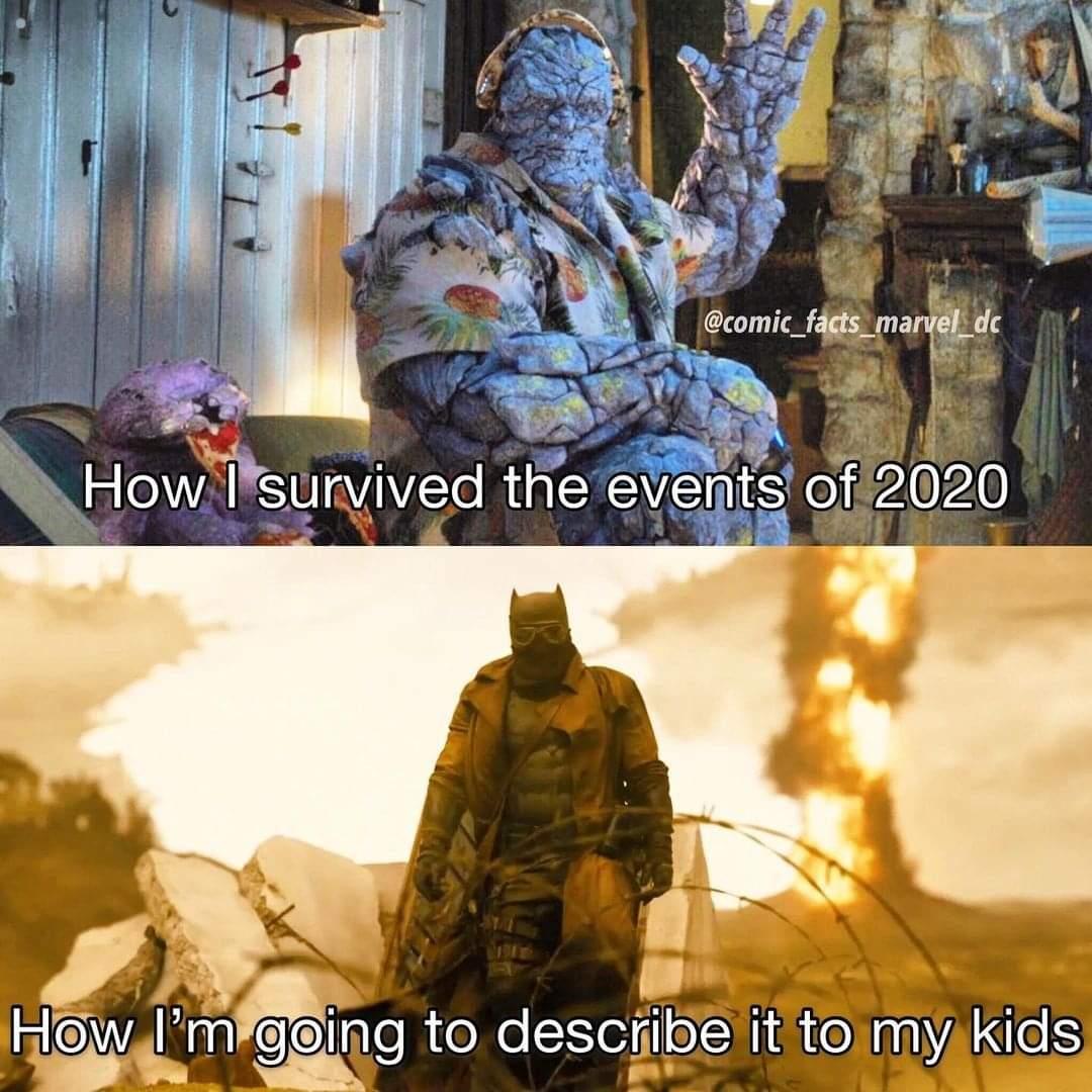 Memes Surviving 2021