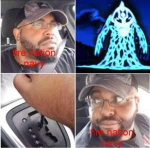 Memes the legend of Korra fire nation navy versus spirits