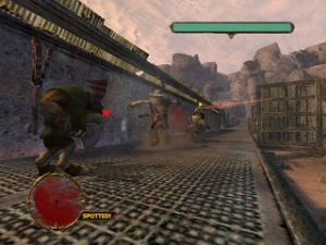 Stealth mission Oddworld: Stranger's Wrath Microsoft Xbox ea games