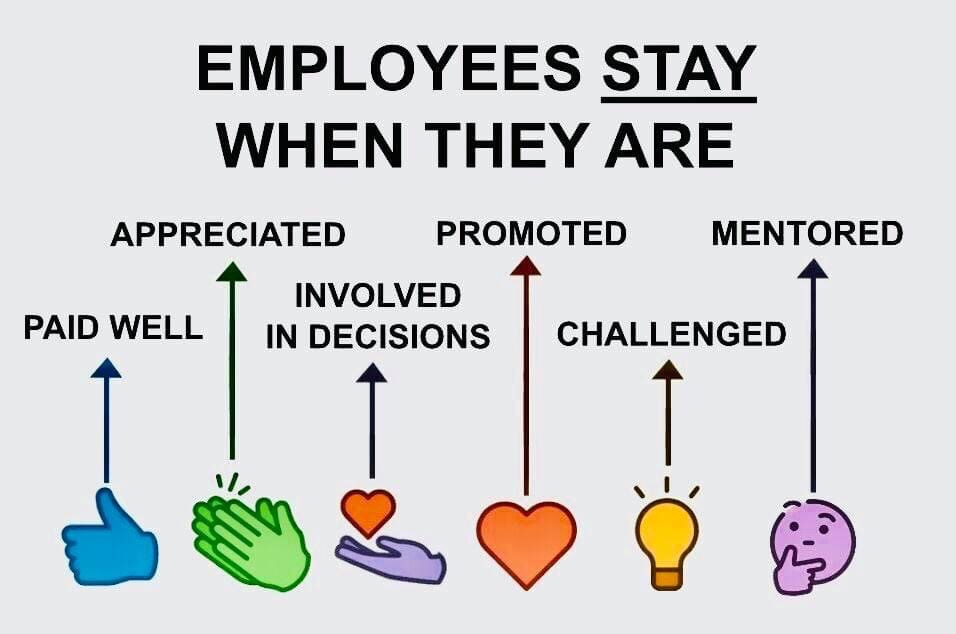 Memes How to keep employees